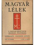 Magyar Lélek 1943. november
