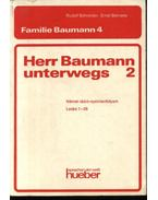 Herr Baumann unterwegs 2