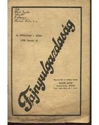 Fajnyulgazdaság 1938. január 15. III. évfolyam 1. szám
