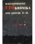 Magyarországi ufókrónika 1991. január 17-19.