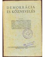 Demokrácia és köznevelés
