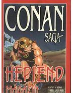Conan Saga, A megtorló II. évf. 3. szám