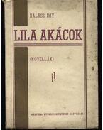 Lila akácok