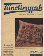 Tündérujjak 1943. 03 hó