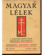 Magyar Lélek 1941. január