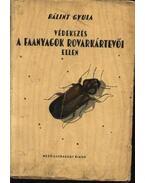 Védekezés a faanyagok rovarkártevői ellen