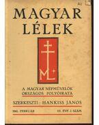 Magyar Lélek 1941. február