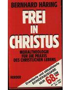 Frei in Christus I-III.