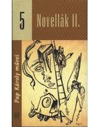 Novellák II. (Pap Károly)
