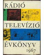 Rádió és televízió évkönyv 1967