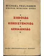 Zsidóság, Kereszténység, Germánság