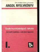 Angol nyelvkönyv I. - termelő (szakács, cukrász) ágazata