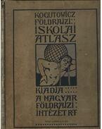 Kogutowicz Manó földrajzi atlasza