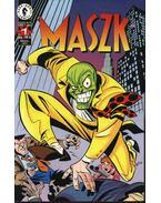 Maszk 1998/1. - Richardson, Mike