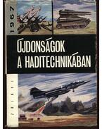 Újdonságok a haditechnikából - Kovács Zoltán,dr.