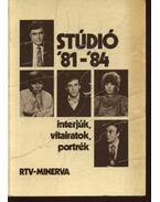 Stúdió '81-'84