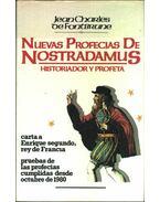 Nuevas Profecias De Nostradamus