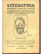 Literatura - XII. évfolyam 1937. ápr. 15.