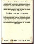 Theologisches Jahrbuch 1980