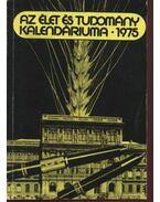 Az Élet és Tudomány kalendáriuma 1975