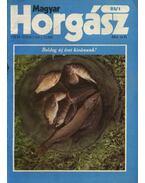 Magyar Horgász 1985. január-december - Péter Robert