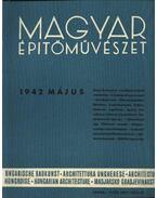 Magyar Építőművészet 1942. május
