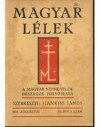 Magyar Lélek 1941. augusztus