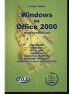 Windows és Office 2000 felhasználóknak - Farkas Csaba