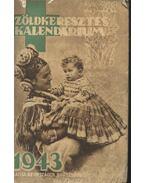 Zöldkeresztes kalendárium 1943