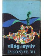 Világ és nyelv évkönyve '81