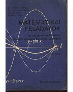 Matematikai feladatok I-II. kötet