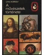 A művészetek története