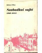 Szabadkai sajtó (1919-1945)