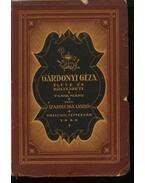 Gárdonyi Géza élete és költészete
