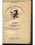 Katonai Zseb-lexikon 1939