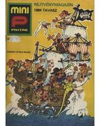 Mini Pajtás 1984. tavasz