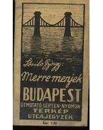 Merre menjek? Budapest