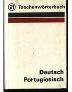 Taschenwörterbuch Deutsch- Portugiesisch