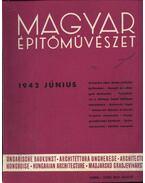 Magyar Építőművészet 1942. június