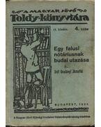 Egy falusi nótáriusnak budai utazása - Gvadányi József