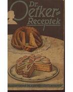 Dr. Oetker receptek - Oetker dr.