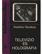 Televízió és holográfia