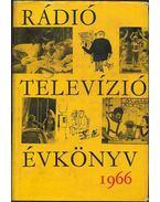 Rádió és televízió évkönyv 1966