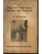 Szent Péter az első pápa