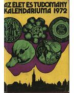 Az Élet és Tudomány kalendáriuma 1972
