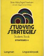 Studying strategies 4 (Student's book + workbook)