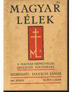 Magyar Lélek 1941. június