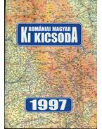 Romániai magyar Ki kicsoda 1997