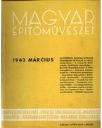 Magyar Építőművészet 1942. március
