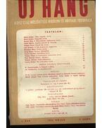 Új Hang 1952/5